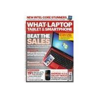 What Laptop January 2012