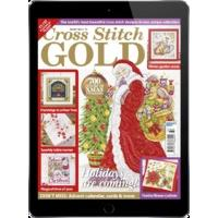 Cross Stitch Gold magazine digital edition