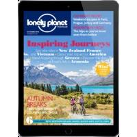 Lonely Planet Traveller magazine digital edition
